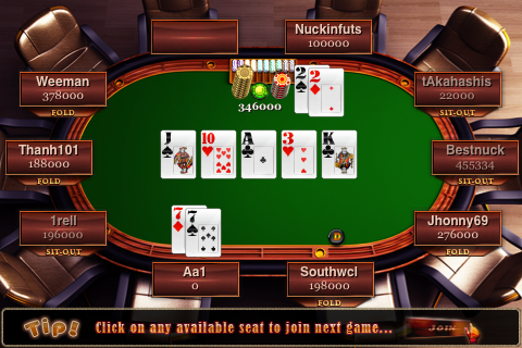 Screenshot Mega Poker Online Texas Holdem (2M Edition)