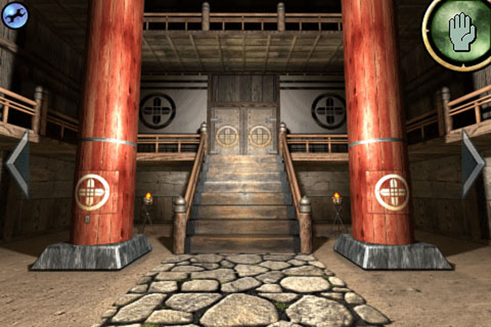 Screenshot iEscaper!2 LITE -Escape from the Castle of Doom-